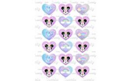 טרנספר מיני חד קרן לבבות 558