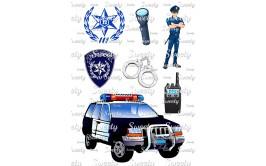 טרנספר לעוגה שוטר 531