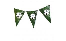 שרשרת דיגלונים כדורגל ירוק