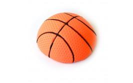 חצי כדורסל גדול מסוכר לקישוט העוגה