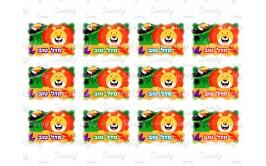 טרנספר אריה מזל טוב תואם מסגרת מהודרת 204