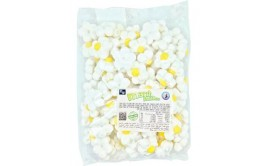 מרשמלו פרחים צהוב לבן