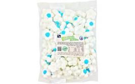 מרשמלו פרחים כחול לבן