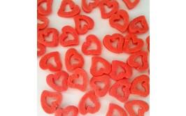 סוכריות לב חלול אדום