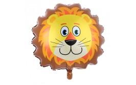 """בלון מיילר 28"""" ראש אריה"""