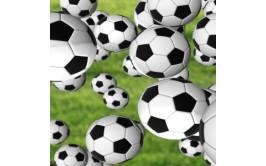 טפט לעוגה כדורגל
