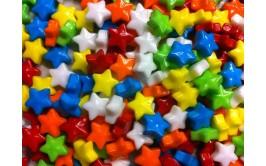 סוכריות כוכבים מרהיבות אריזת חיסכון