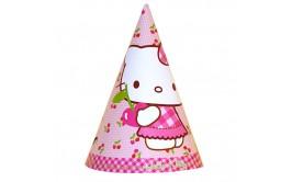 כובעי יום הולדת הלו קיטי