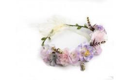 זר פרחים מרהיב מיקס ורוד והיר
