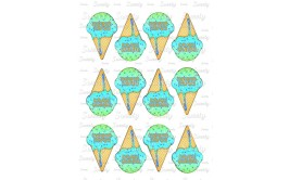 טרנספר גלידות 250