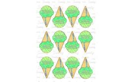 טרנספר גלידות 254