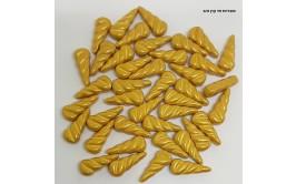 סוכריות דגם חד קרן זהב
