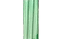חבילת 25 קשים ירוק מטאלי
