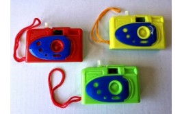 מצלמה שקופיות חיות צבעים שונים