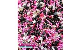 סוכריות מיקס ורוד כסוף שחור דגם לול/מיני מאוס