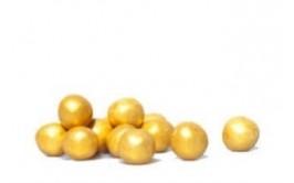 פניני קראנץ גדולים זהב