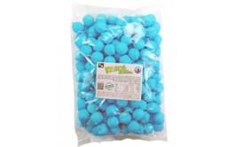 מרשמלו מיני כדורים צבע תכלת 400 גרם