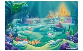 רקע שולחן /צילום דגם בת הים מבד