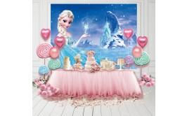 רקע ענק לצילום או לשולחן יום ההולדת פרוזן 2