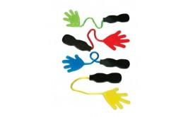 יד גונבת במבחר צבעים באריזת בליסטר