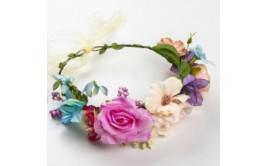 זר פרחים מרהיב ורד מיקס