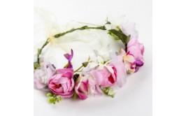 זר פרחים מרהיב ורד מיקס נוריות