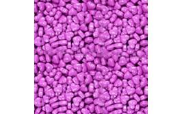 סוכריות סודה לבבות צבע סגול