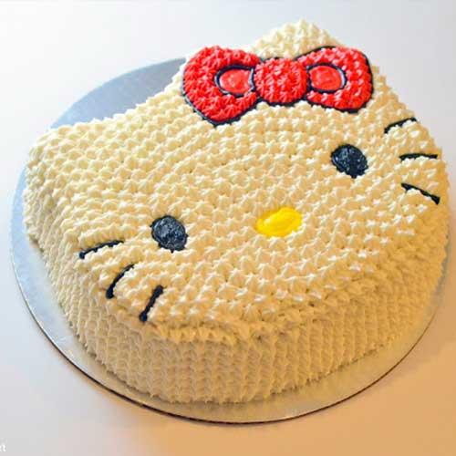 עוגת Hello Kitty מרהיבה