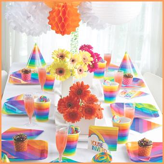 יום הולדת קשת הצבעים